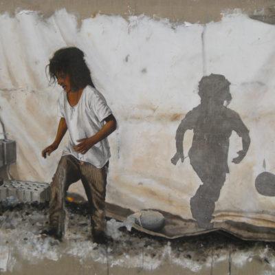 Leben im Camp